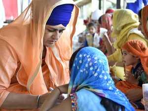 Sikh celebration