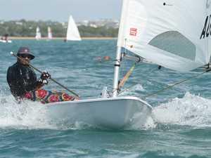 Maryborough Sailing Club 88th Easter Regatta - Chris