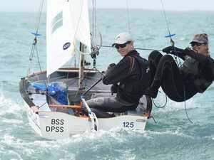 Maryborough Sailing Club 88th Easter Regatta - Caleb