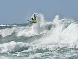 Pa and Ma Bendall Memorial Surfing Contest at Moffat