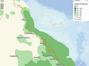 Slim chances of decent rain for Capricornia