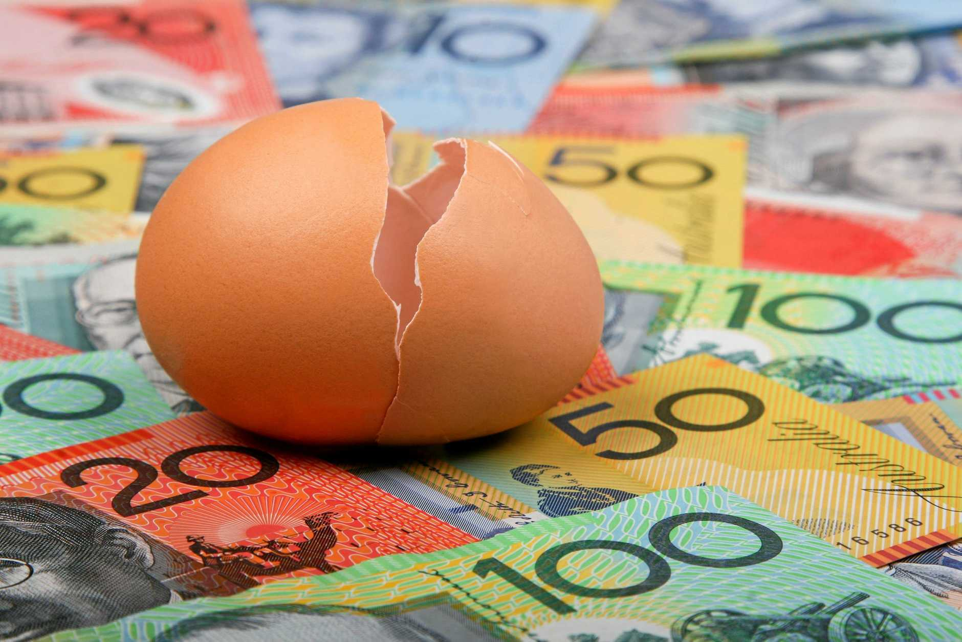 Instead of cracking open Easter eggs, check your Lotto tickets you could be $1 million richer.