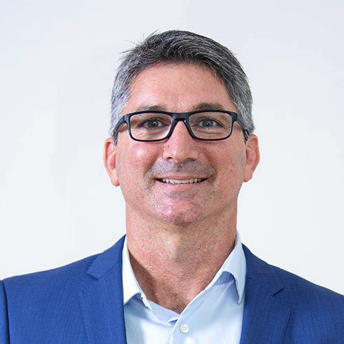 CANDIDATE: Joseph Ellul has been named as the Hinkler candidate for the United Australia Party.