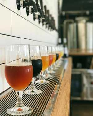 Visit 3 awesome breweries with lunch, all beer samples and behind the scenes tours included.
