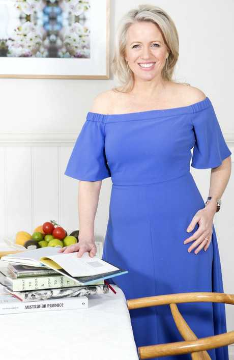 Ms Shorten has written two books on modern stepfamilies and 'the power of the family table'. Picture: Sarah Matray