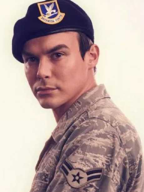 Tyler Blackburn in the TV show Roswell, New Mexico. Picture: Supplied