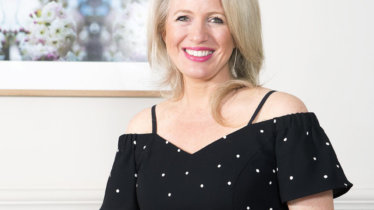 Chloe Shorten is the perfect campaigning politician's wife. Picture: Sarah Matray