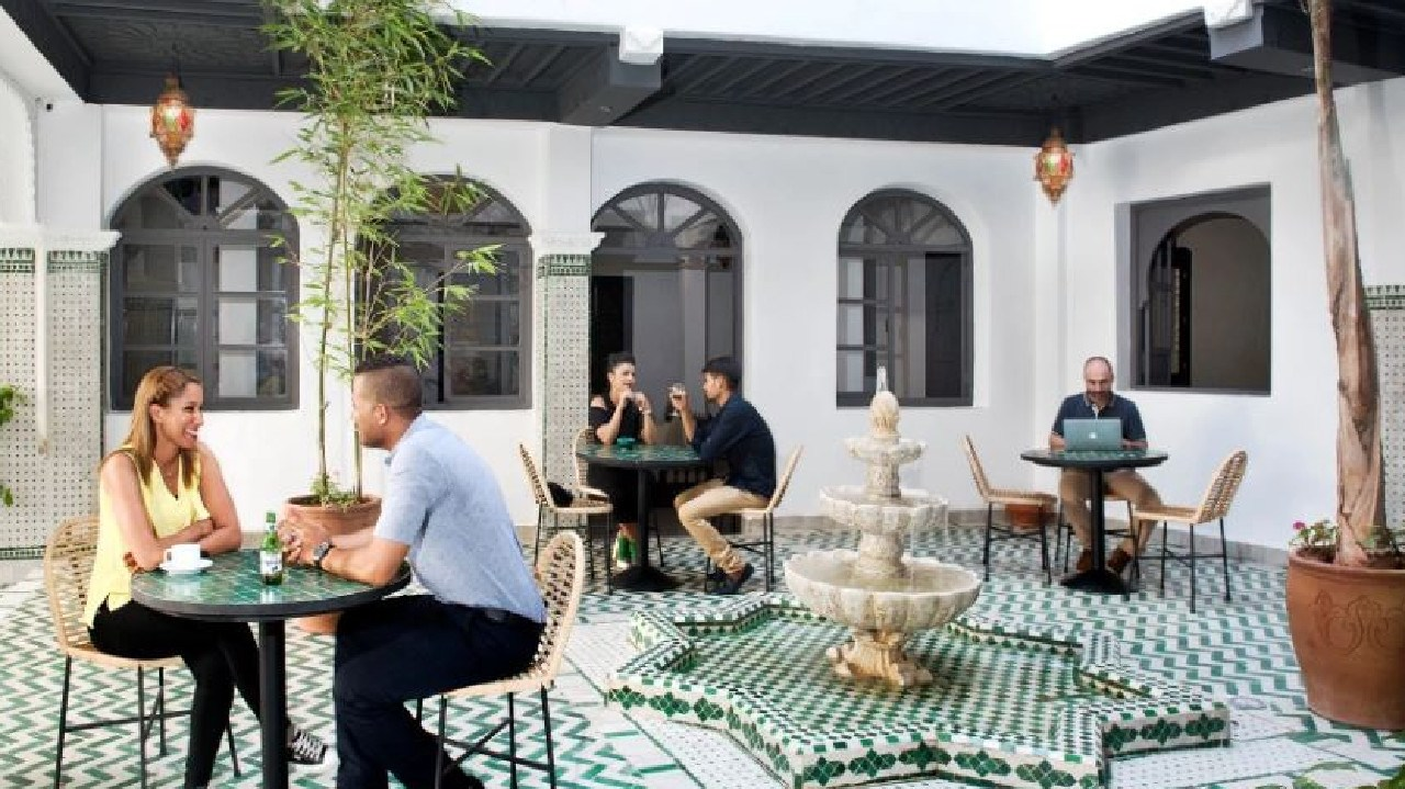 It has more than 6600 reviews, the majority classing it as 'superb'. Picture: Rodamon Marrakech