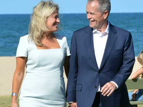 Expect to see plenty of this devoted couple on the campaign trail over the coming weeks.