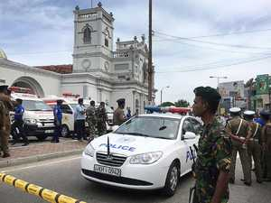 Ninth bomb found, 207 killed at churches and hotels