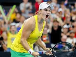 Barty guides Aussies to Fed Cup final