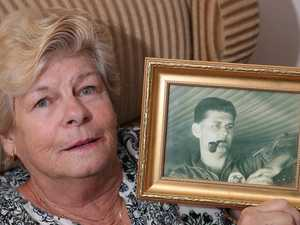 War widow's wish for ANZAC Day