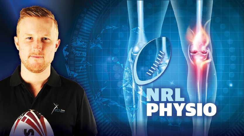Brien Seeney, AKA NRL Physio.