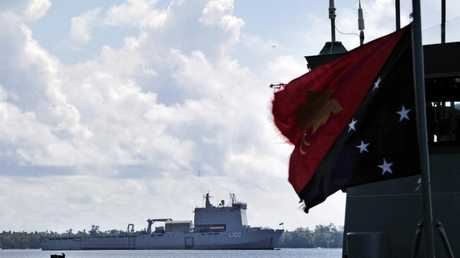 Chinese vessels have been seen mapping waters near several US military bases.