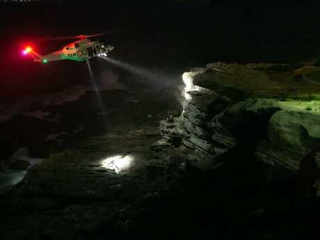 A major rescue operation involving PolAir was undertaken.