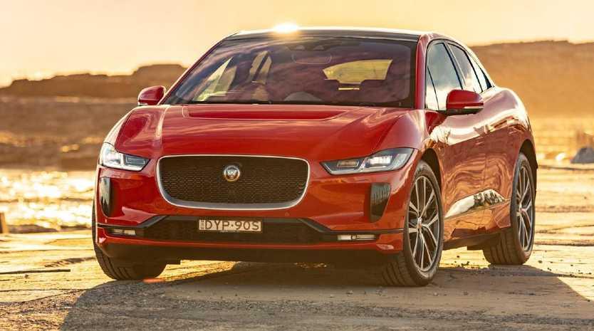 2019 Jaguar I-Pace.