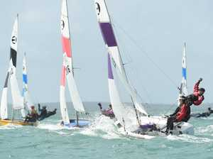Maryborough Sailing Club 88th Easter Regatta