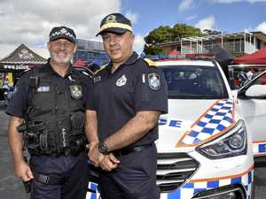 Police liaison officer building bridges across cultures