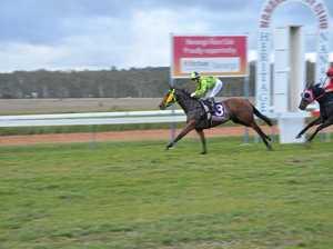 Battle for wins at Nanango Easter races