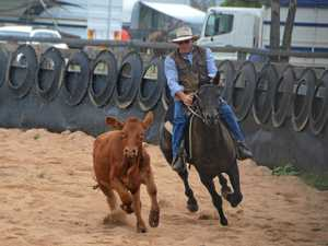 PHOTOS: New arena holds up at wet Kumbia Campdraft