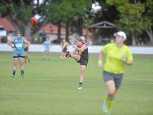 GALLERY: AFL action at Ellem Oval