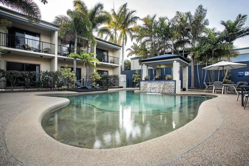 BUYER DRAWCARD: The Coral Cay Resort in Mackay has been listed for sale.
