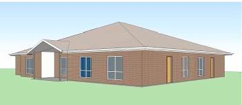 Plans for the Qantas Pilot Training Academy at Wellcamp Airport.