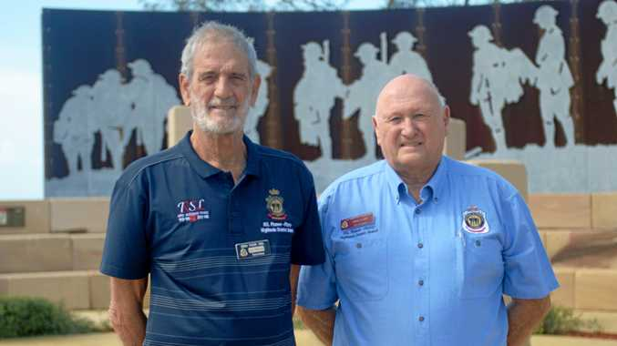 Pre Anzac day funding announcement for Cap Coast