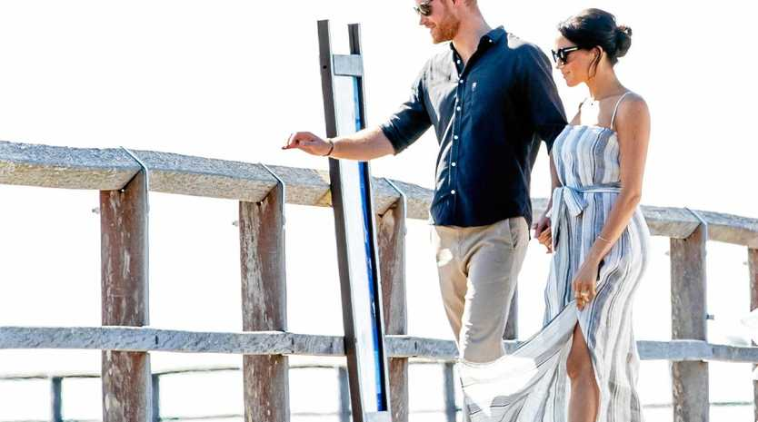 BUMPER NUMBERS: Fraser Coast tourism figures reveal the region has continued to exceed the state average for domestic visitor numbers. Tourism experts hope the 'Harry and Meghan effect' will help support the region through winter.