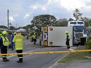 'I saw the driver's face': Split second decision a lifesaver