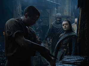 GoT fans freak out over Arya and Gendry