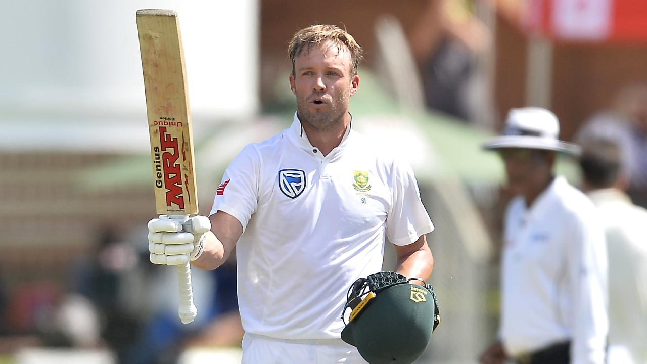 AB de Villiers comes with a serious price tag. Picture: Getty