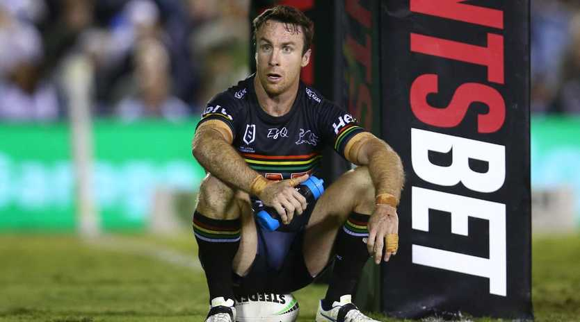 James Maloney wants to see more effort from the Panthers.