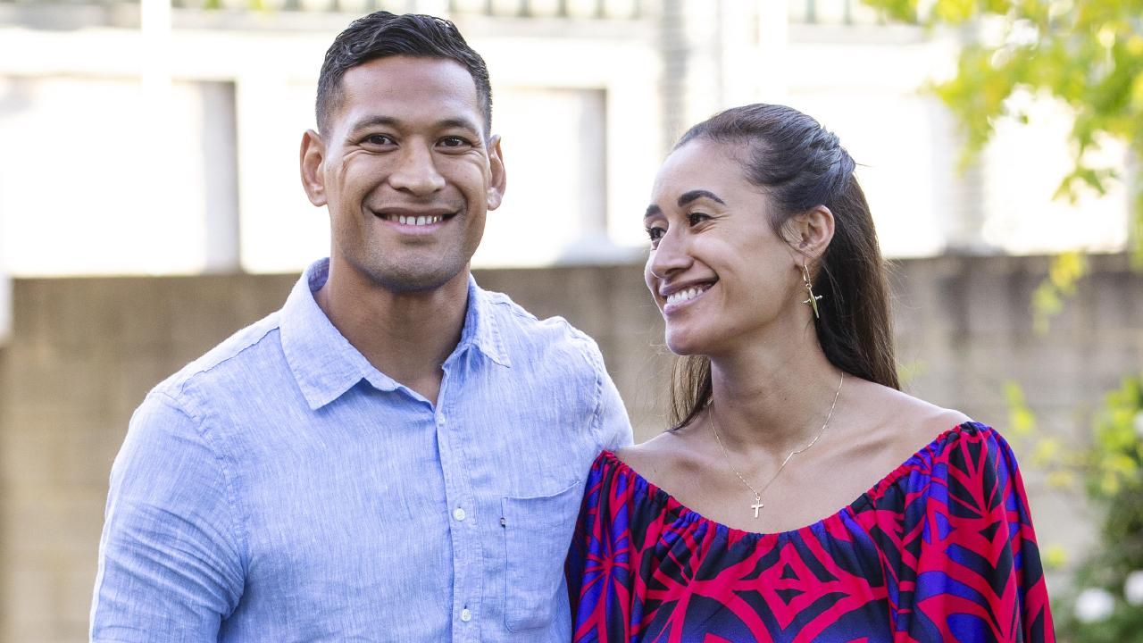 Israel Folau is set to challenge Rugby Australia's decision. Picture: Hollie Adams/The Australian