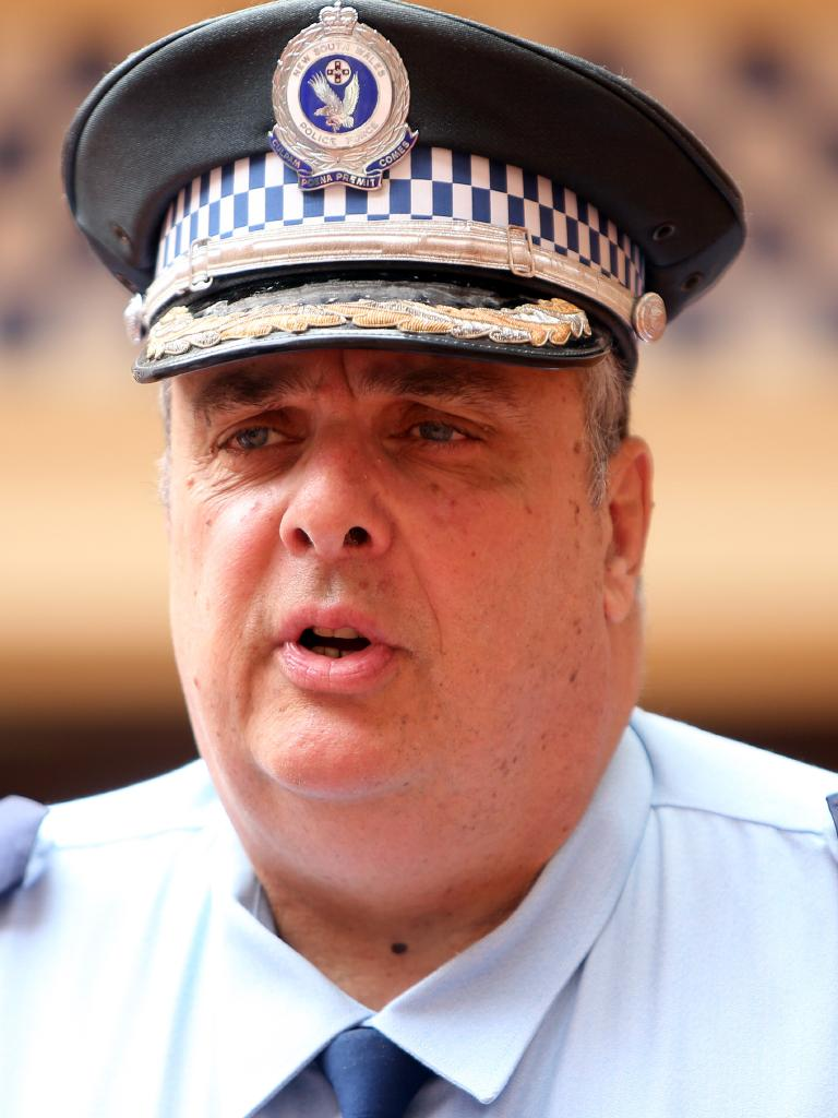Assistant Commissioner Michael Corboy said there is no excuse for drink driving.