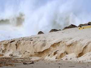 Dangerous surf closes popular beaches