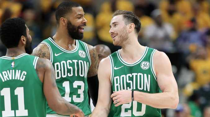 Celtics in rare sweep to dispatch Pacers