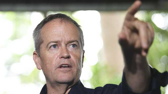 Shorten: I'll be governed by law on Adani