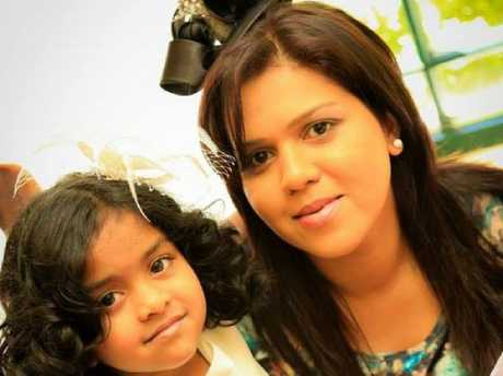 Manik Suriaaratchi and her daughter Alexandria were killed in the Negombo church attack.