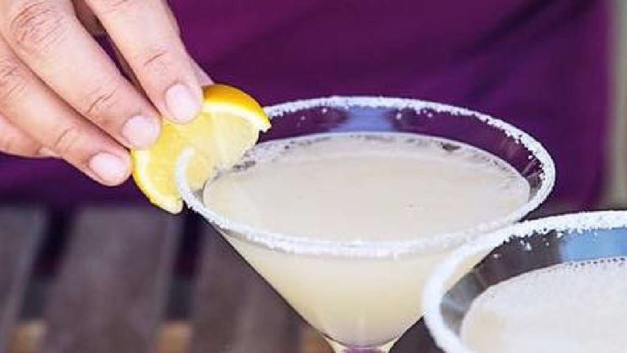 Kombucha cocktails are becoming increasingly popular as people ditch sugary mixers for healthier alternatives. Picture: Supplied
