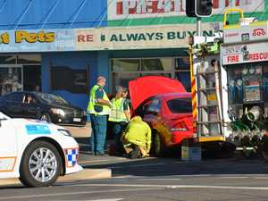 Kingaroy Crash