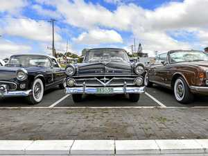 'I enjoy it': Classic vehicles steal the show