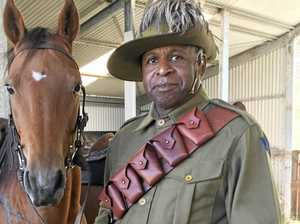 Descendants of Light Horse riders remember their ancestors
