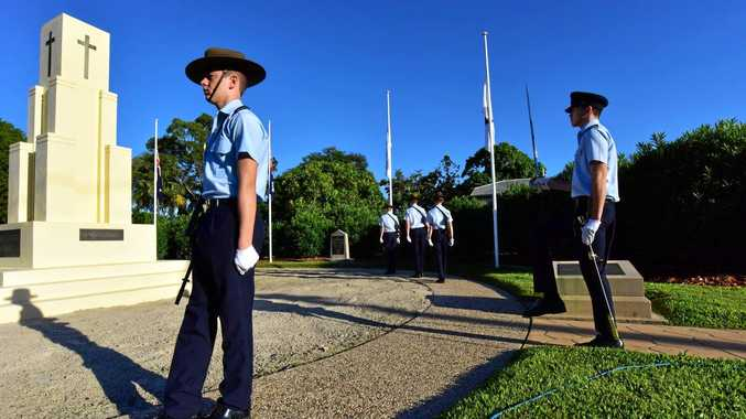 ANZAC DAY: See list of all services and marches in CQ