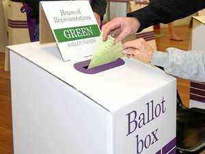 Candidate exits 'best job in world' to challenge Christensen