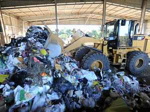 Council and businesses prepare for the latest waste levy
