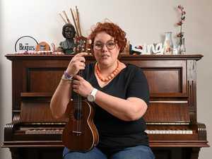 Music idols inspire Ipswich singer to pen debut song