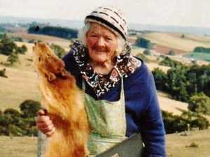 The crackshot queen who hunted dingoes at 101