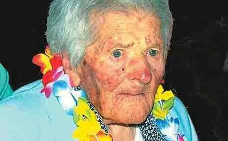 Nellie Bowley herded cattle, lived alone on a mountain until she was 100 and will be remembered in Killarney for years to come.