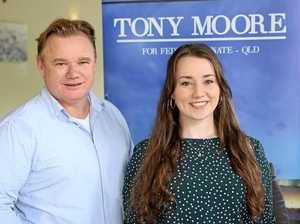 Father, daughter duo team up for Senate elections